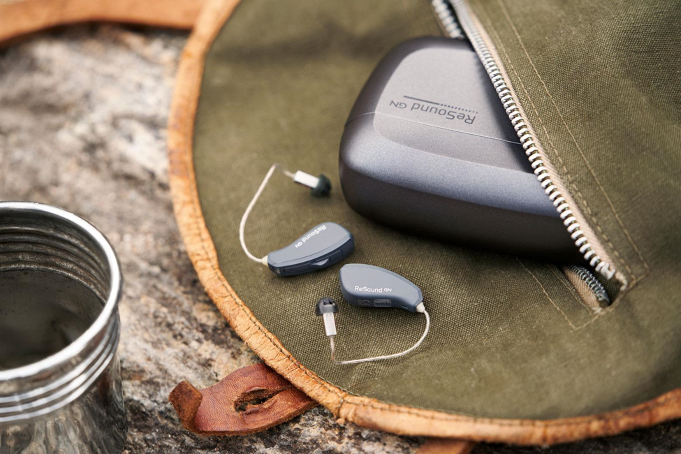 The Technology of Rechargeable Hearing Aids